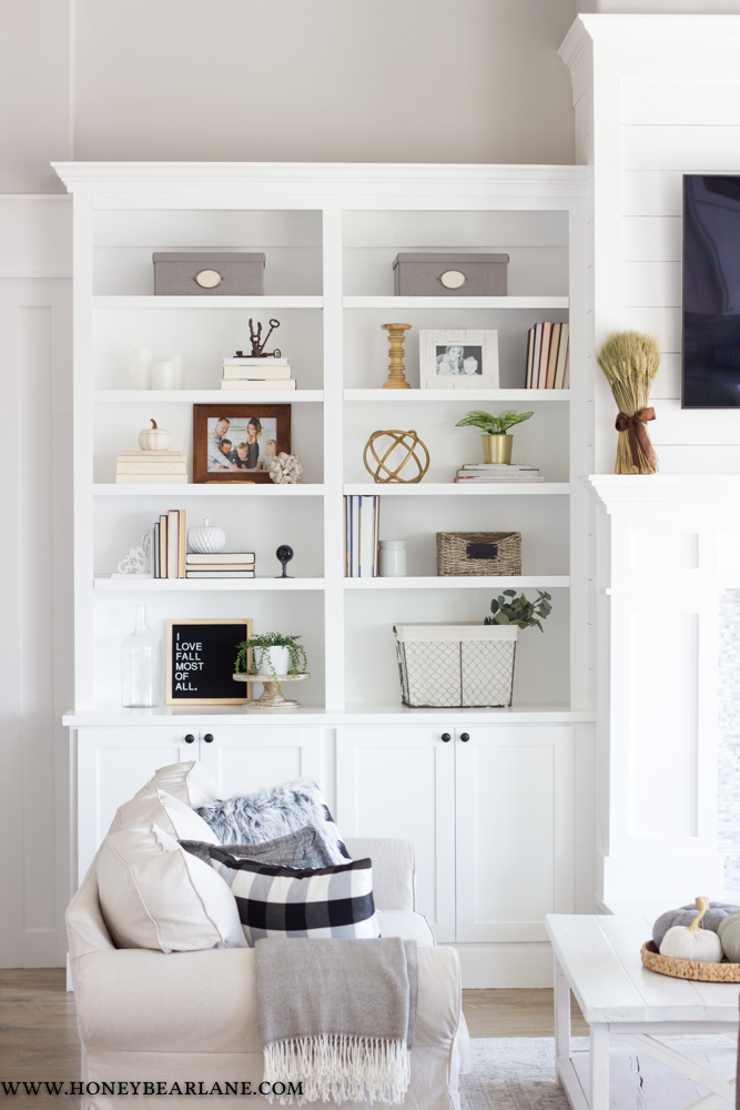 White Painted Woodwork
