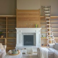 DIY Built ins Around the Fireplace Part 2