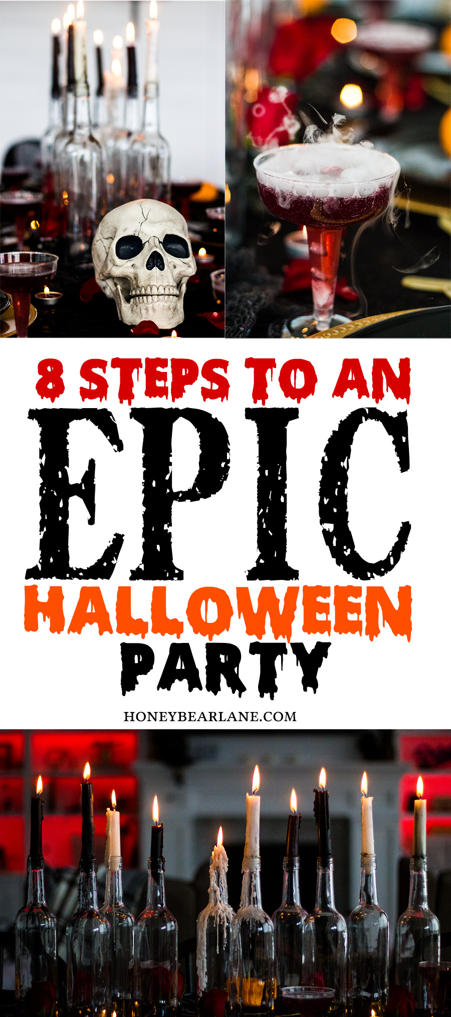 8 steps to an epic halloween party