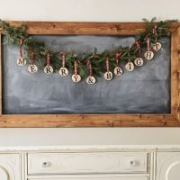 25 Farmhouse Style Christmas Decor Ideas