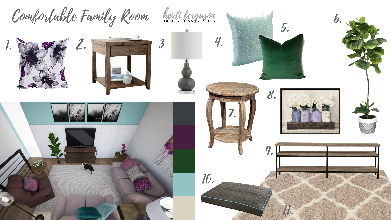 Mood Board Interior Design Dining Room