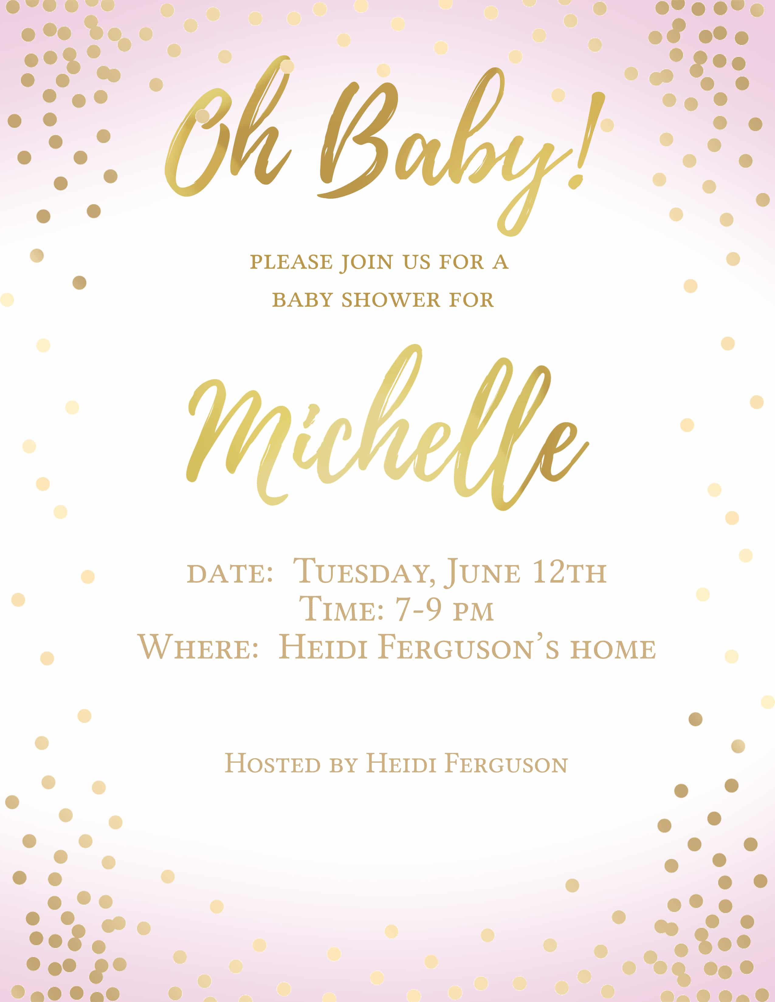 Affordable Baby Shower Decorations