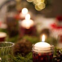 A Christmas Progressive Dinner