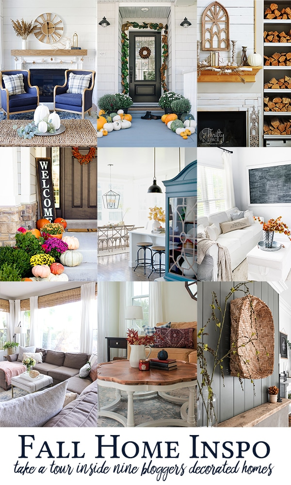 Fall Home Inspo Small Honeybear Lane